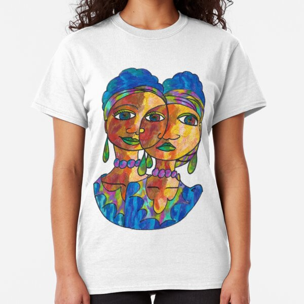Twins and loving it Classic T-Shirt