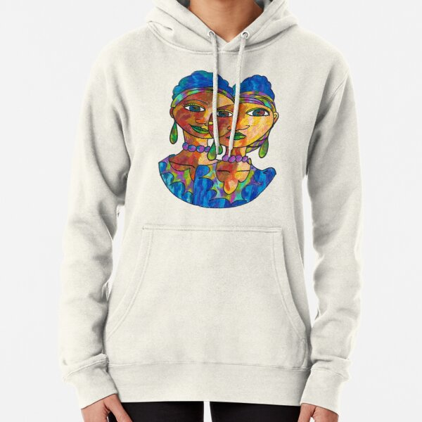 Twins and loving it Pullover Hoodie