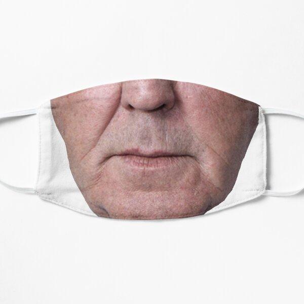 Jeremy Clarkson's Face Flat Mask