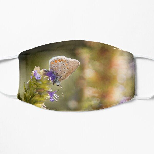 Butterfly on the spot Mask