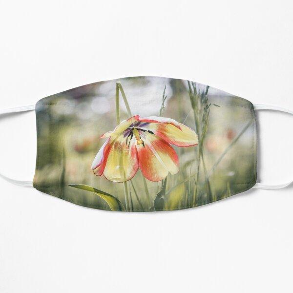 An umbrella flower Mask