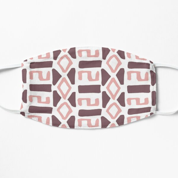 Pink Fall Tribal #redbubble #tribal Mask