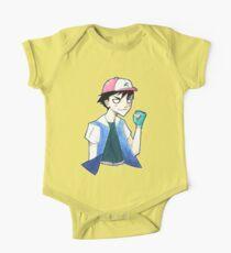 Pokemon: Ash Ketchum One Piece - Short Sleeve