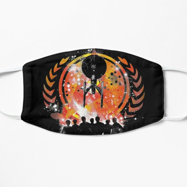 federation heroes Mask