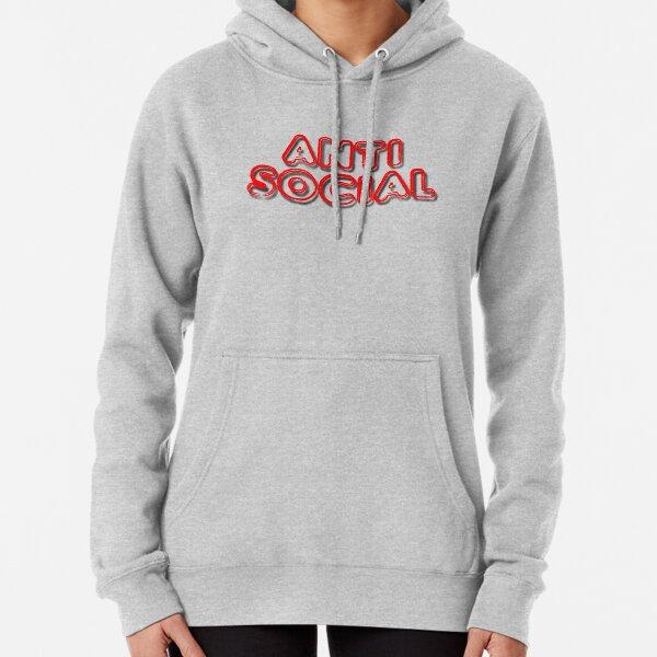 Anti Social Pullover Hoodie