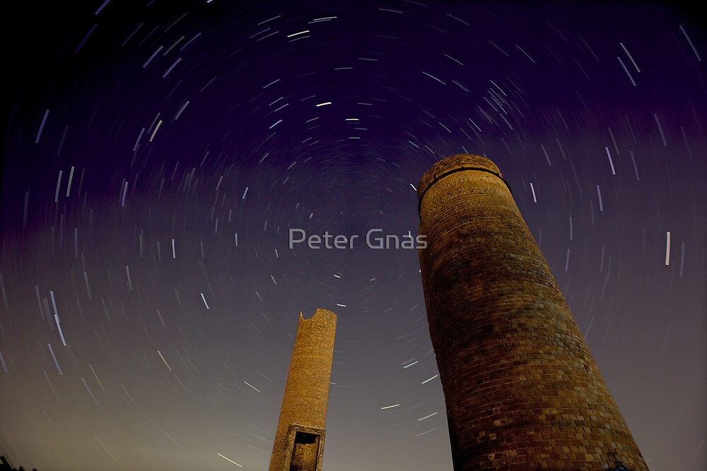 Industrial Solitude by Peter Gnas