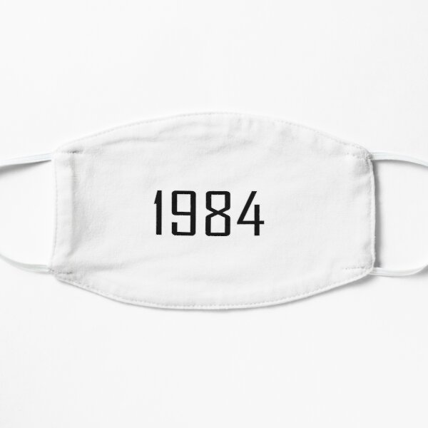 1984 Flat Mask