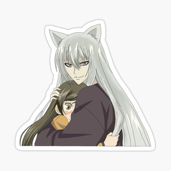 Tomoe and nanami Sticker