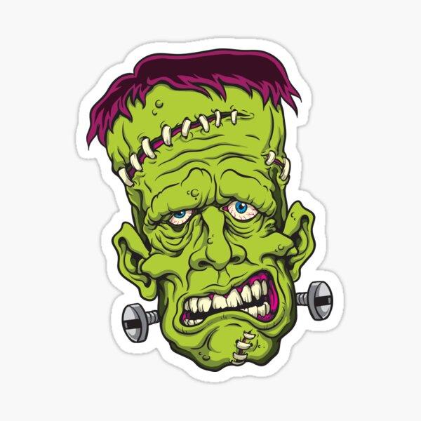 Classic Movie Monster Frankenstein Sticker