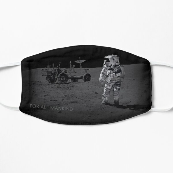 APOLLO | FOR ALL MANKIND Flat Mask