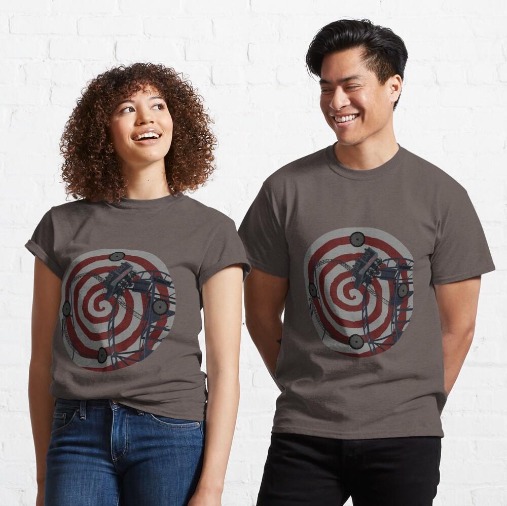Sawblade - The Ride Art Design Classic T-Shirt