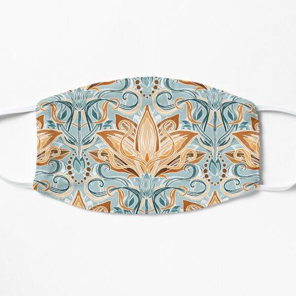 Autumn Afternoon Art Nouveau Mask