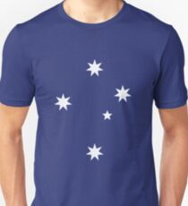 Southern Cross - White ink T-Shirt