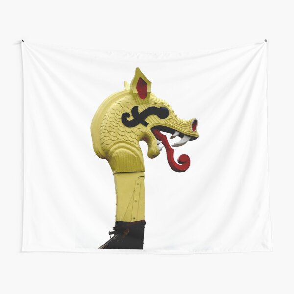 Dragon head Tapestry