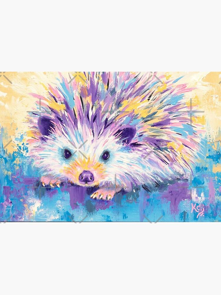 Hedgehog by krystlecole