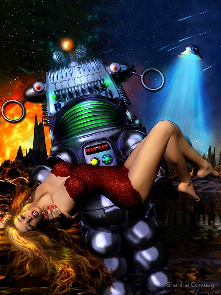 Lust in Space by Shanina Conway