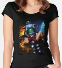 Lust in Space Women's Fitted Scoop T-Shirt