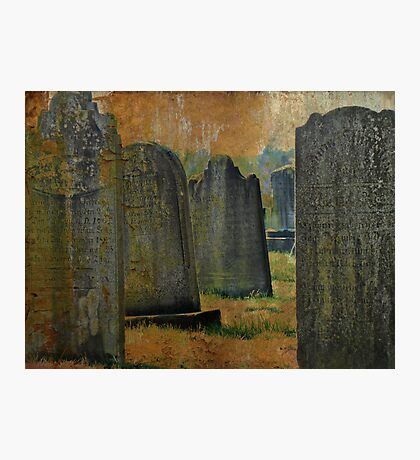 Tombstone Territory Photographic Print