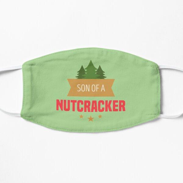 Son of a Nutcracker! Flat Mask
