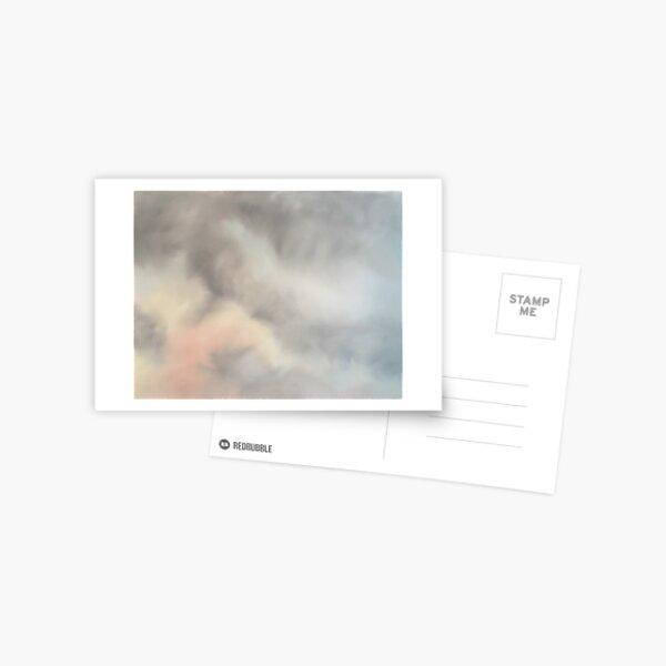Cloud Tussle Postcard