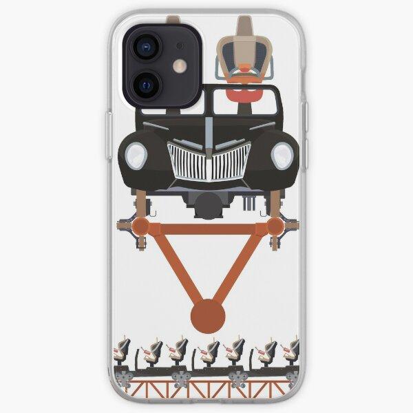 Coque iPhone « Europa Park Coaster Cars Design », par CoasterMerch ...