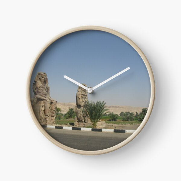 The Clossi Of Memnon, no. 1 Clock