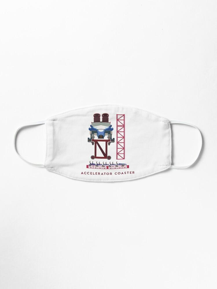 Alternate view of Accelerator Coaster - Intamin Inspired Rocket Coaster Design Mask