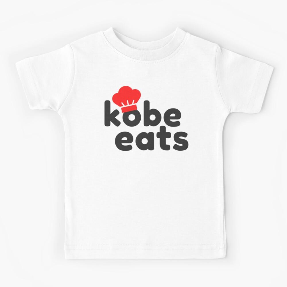 Kobe Eats - Original  Kids T-Shirt