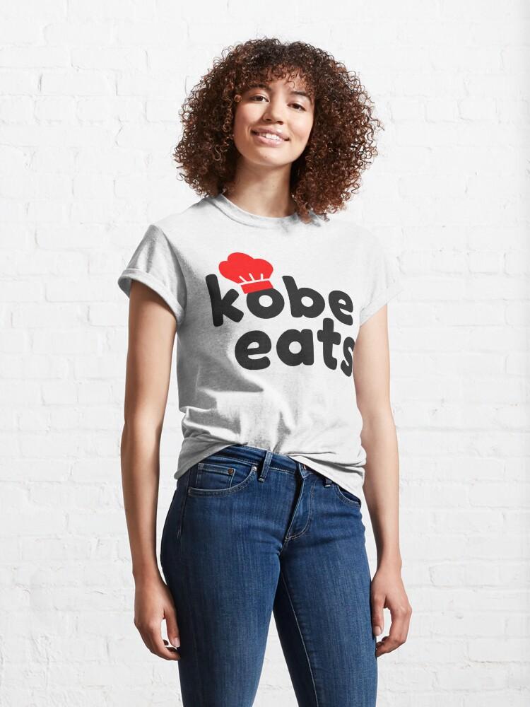 Alternate view of Kobe Eats - Original  Classic T-Shirt
