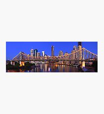 Story Bridge, Brisbane, Queensland, Australia Photographic Print