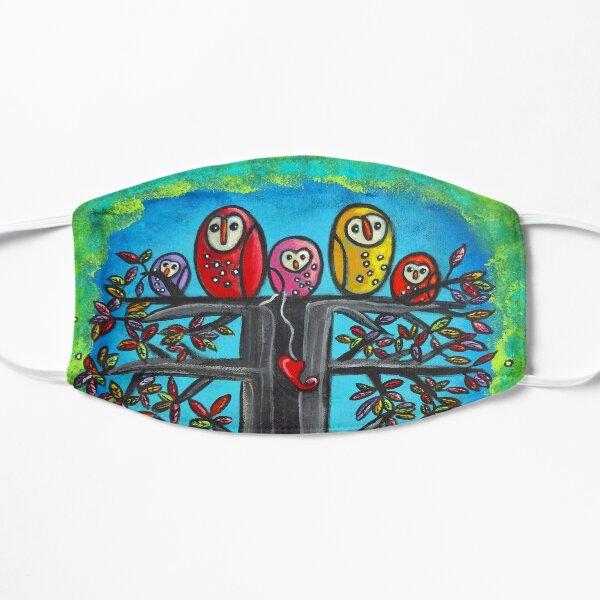The Owl Family II Mask