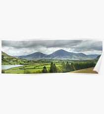 Views From Holme Wood Poster