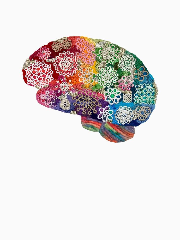 Opalicious - Rainbow Brain  by Laurabund