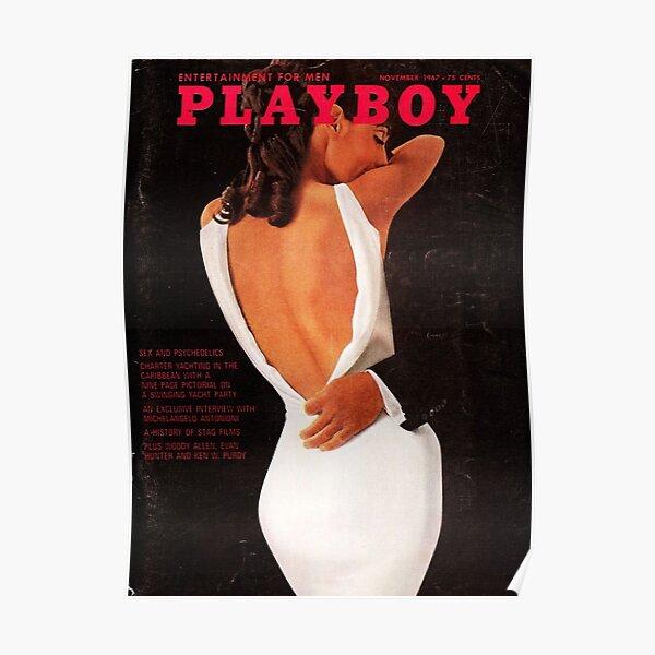 Playboy - November 1967 Poster