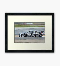 Jack Daniel's Racing - Todd Kelly Framed Print