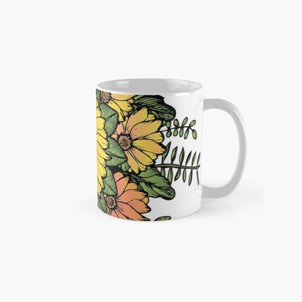 SUNFLOWERS Classic Mug