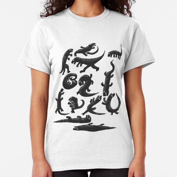 Dinasours Classic T-Shirt
