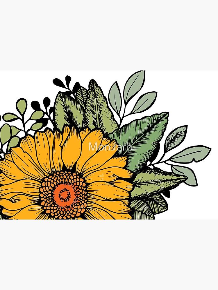 Sunflower by MonJaro