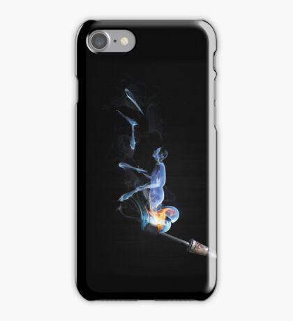 Juggling Graffiti iPhone Case/Skin