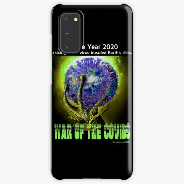 War of the Covids Samsung Galaxy Snap Case