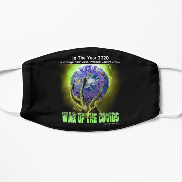 War of the Covids Mask