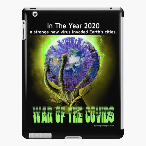War of the Covids iPad Snap Case