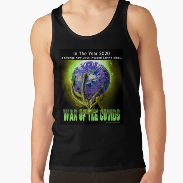 War of the Covids Tank Top