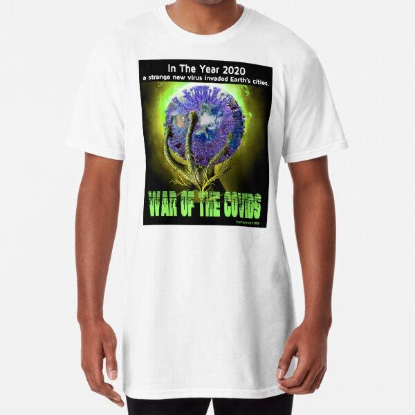 War of the Covids Long T-Shirt