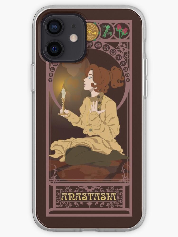 Anastasia Nouveau - Anastasia   Coque iPhone