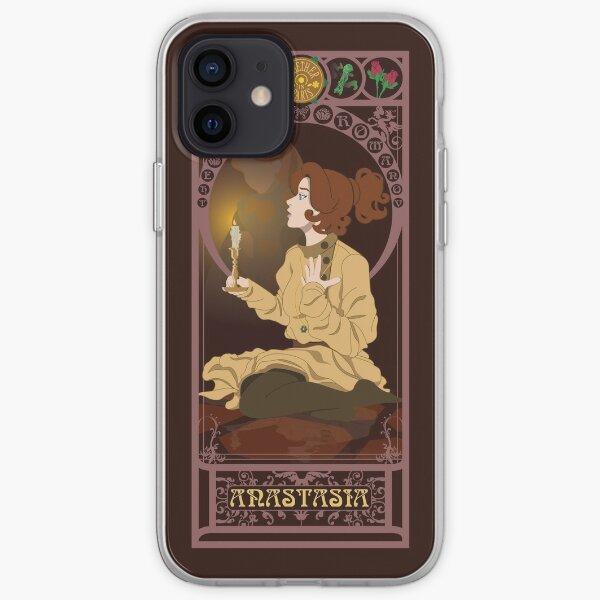 Anastasia Nouveau - Anastasia iPhone Soft Case