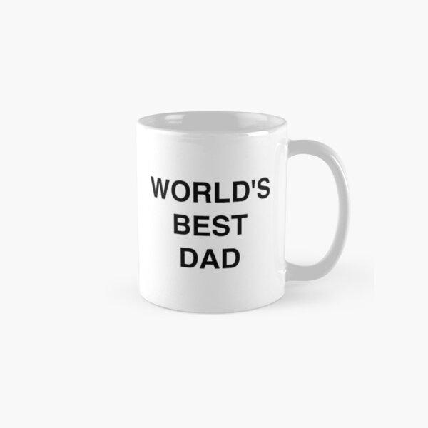 WORLD'S BEST DAD - The Office x Michael Scott Classic Mug