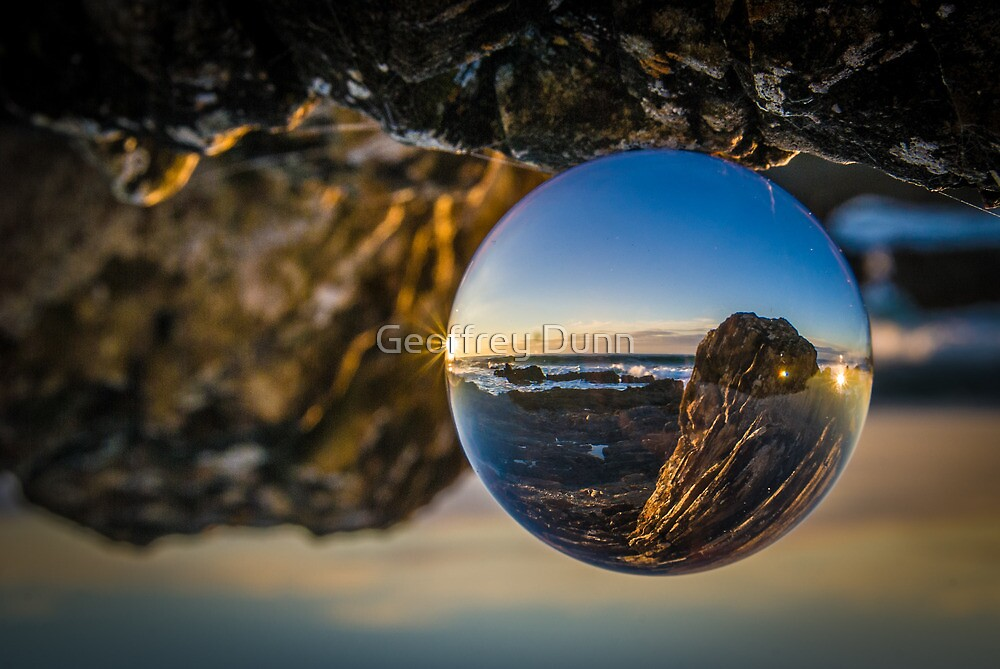 Turning the world upside down by Geoffrey Dunn