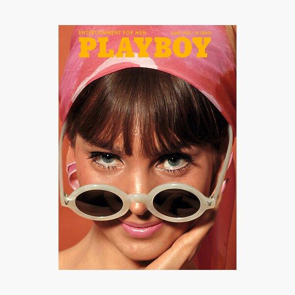 Playboy - June 1965 Photographic Print