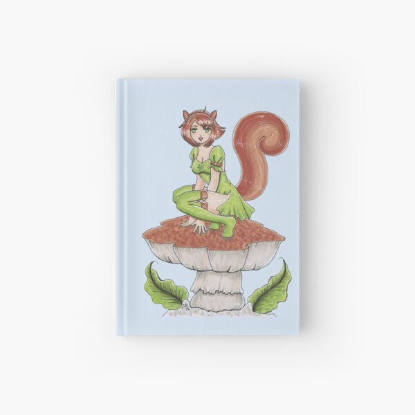 Squirrel Girl Hardcover Journal